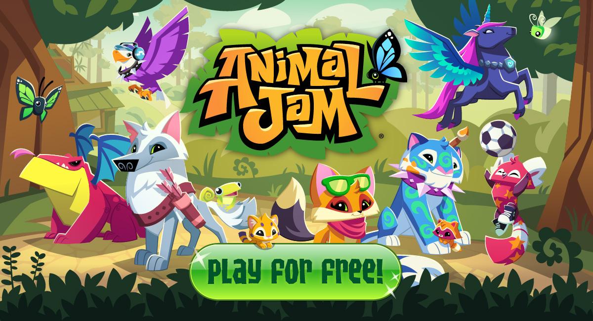 Animal Jam Game Membership Gift Cards